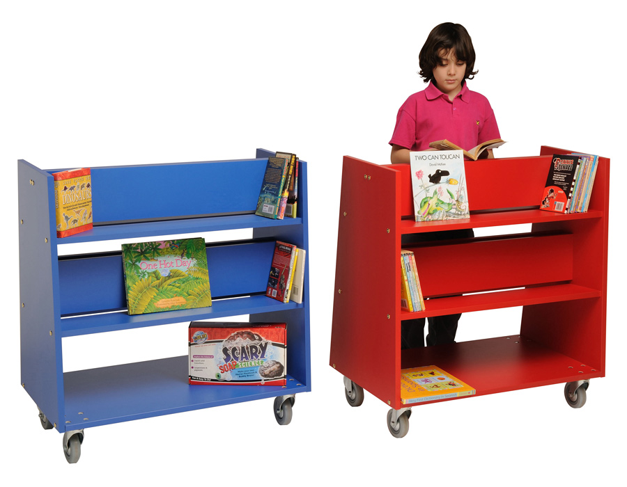 Charlton Book Trolley