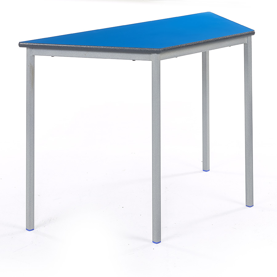 Fully Welded Trapezoidal Classroom Desk Pack of 3
