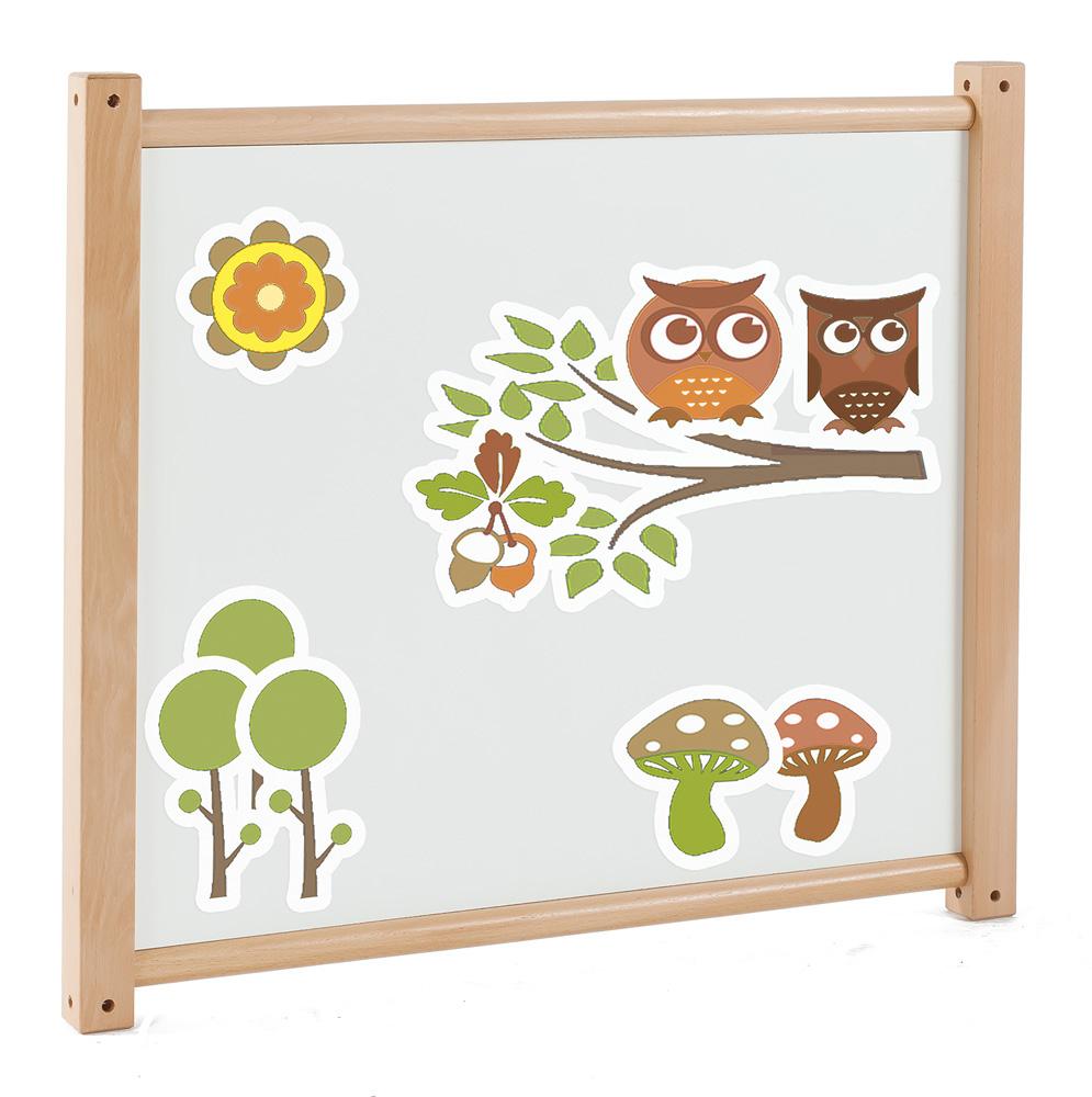 Toddler Playpen Panel Magnetic