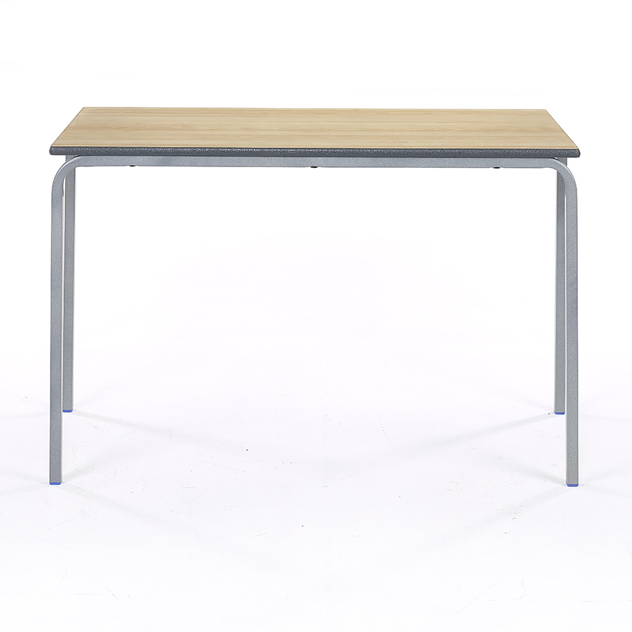 Crush Bent Stacking Classroom Table Rectangular Pack of 3